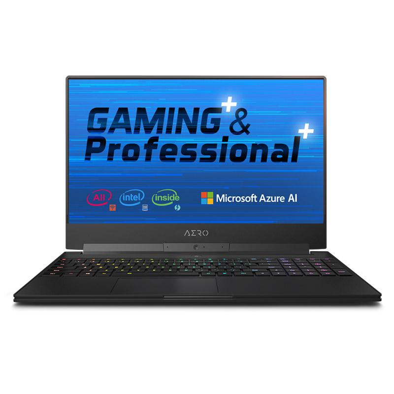 Gigabyte Aero 15.6in UHD i7 9750H RTX 2060 512GB SSD Gaming Laptop (AERO 15 Classic-WA-4K60)