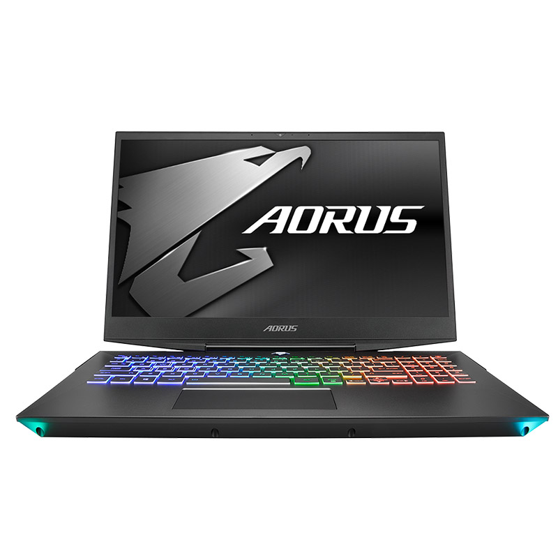 Gigabyte Aorus 15.6in FHD IPS 144Hz i7 9750H RTX 2060 512GB SSD + 2TB HDD Gaming Laptop (AORUS 15-WA-FHD14460)
