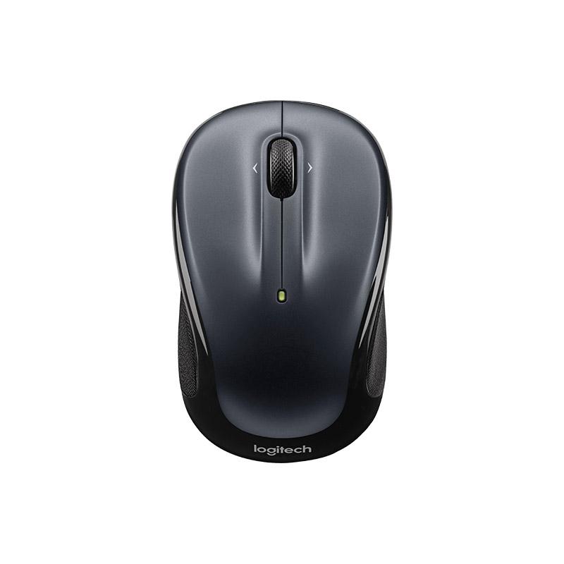 Logitech M325 Wireless Mouse - Dark Grey
