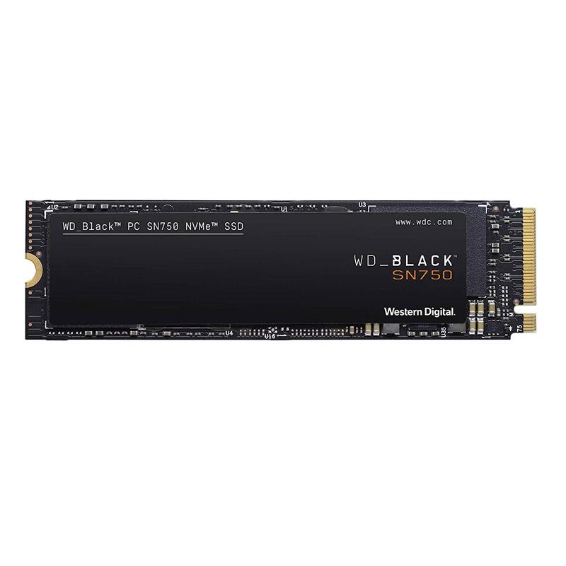 Western Digital Black 250GB SN750 M.2 NVMe SSD (WDS250G3X0C)