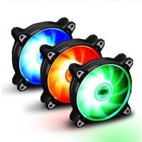 Lian Li Bora Lite 120mm RGB PWM Fans Black - 3 Pack With Controller