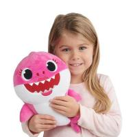 Offical Pinkfong Baby Shark Family Sound Assorted Plush