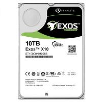 "Seagate Exos X10 HDD 512E SATA 3.5"" 10TB 7200RPM 256MB Cache No Encryption 5yrs"