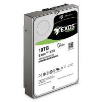 "Seagate Exos X10 HDD 512E SATA 3.5"" 10TB 7200RPM 256MB Cache No Encryption 5yrs"