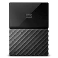Western Digital 3TB My Passport USB3.0 External Hard Drive - Black