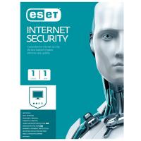 ESET Internet Security 1 Year 1 Device OEM Retail Card License