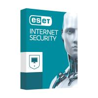 ESET Internet Security 1 Year 3 Devices OEM Retail Card License