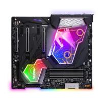 Gigabyte Z390 Aorus Xtreme WaterForce 5G RGB LGA1151 Gaming E-ATX Motherboard and Intel i9 9900k CPU
