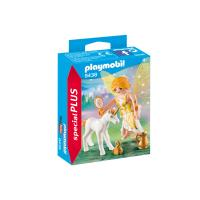 Playmobil Sun Fairy With Unicorn Foal