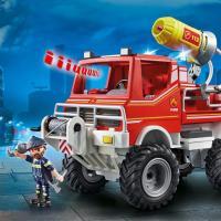 Playmobil Fire Truck