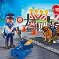 Playmobil Police Roadblock