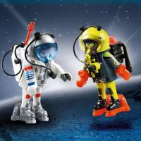 Playmobil Astronauts