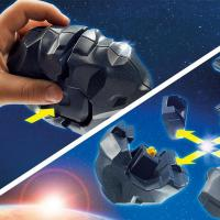 Playmobil Satellite Meteoroid Laser
