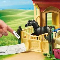 Playmobil Horse Stable with Arabian Horse