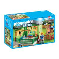 Playmobil Purrfect Stay Cat Boarding