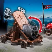 Playmobil Hawk Knights' Battle Cannon