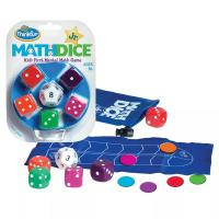 ThinkFun Math Dice Junior Game