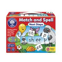 Orchard Game Match & Spell Next Steps