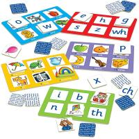 Orchard Game Alphabet Lotto Game