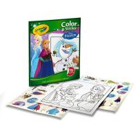 Crayola Color & Sticker Book Frozen