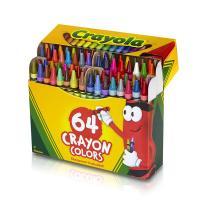 Crayola 64 Crayon Box