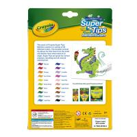 Crayola 20 SuperTips Markers