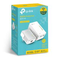 TP-Link TL-WPA4221 KIT 300Mbps AV600 WiFi Powerline Extender Starter Kit