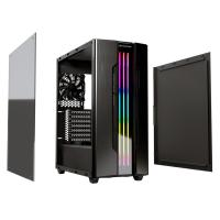 Cougar Gemini-S RGB Tempered Glass Mid Tower ATX Case - Grey