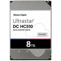 Western Digital 8TB Ultrastar Enterprise DC HC510 3.5in SATA 7200RPM Hard Drive (0F27612)