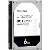 Western Digital 6TB Ultrastar Enterprise DC HA310 3.5in SATA 7200RPM Hard Drive - (0B36039)