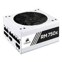 Corsair 750W Gold Modular Power Supply - White (RM750x-WH) - CP-9020187-AU