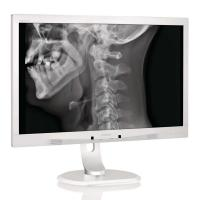 Philips 24in 1920 x 1200 IPS Clinical D-image Monitor - White (C240P4QPYEW)