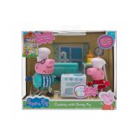Peppa Pig Little Rooms Cooking