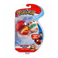 Pokemon Pop Action Pokeballs Assorted Wave 1