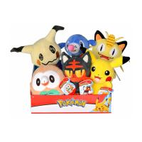Pokemon 8 inch Wave 1 Assorted Plush