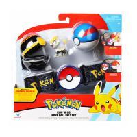 Pokemon Clip N Go Pokeball Belt Set Wave 1