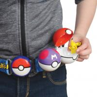 Pokemon Clip N Go Pokeball Belt Set Wave 1