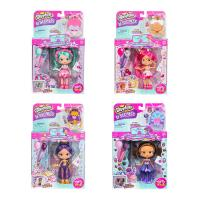 Shopkins Shoppies Lil' Secrets Masquarade W1 Single Pack Assorted