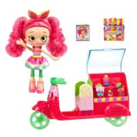 Shopkins Shoppies Season 8 Frosty Scooter Playset