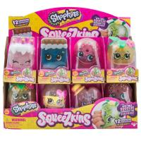Shopkins Squeezkins Season 1 W1 Single Pack Assorted