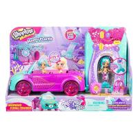 Shopkins Happy Places Season 6 Mermaid Convertible