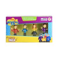 The Wiggles Figure 4 Pack