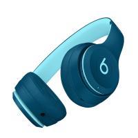 Beats Solo3 Wireless On-Ear Headphones Pop Blue Collection