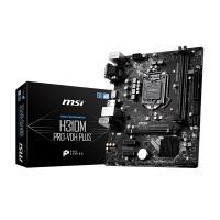 MSI H310M PRO-VDH Plus LGA 1151 mATX Motherboard