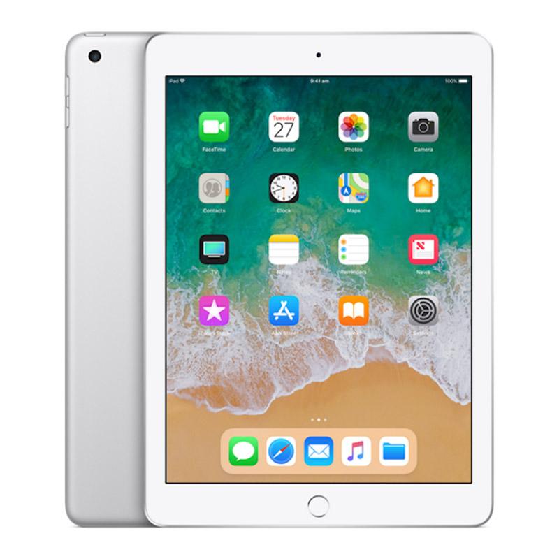 Apple MR7K2X/A iPad Wi-Fi 128GB - Silver (6th Gen)
