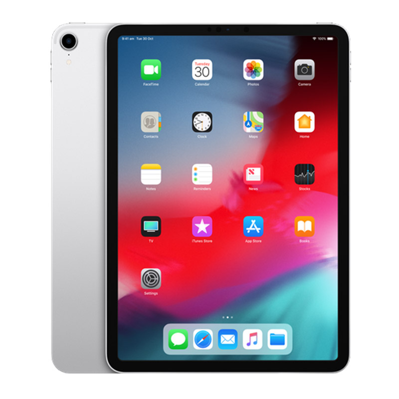 Apple MTXP2X/A 11-inch iPad Pro Wi-Fi 64GB Silver