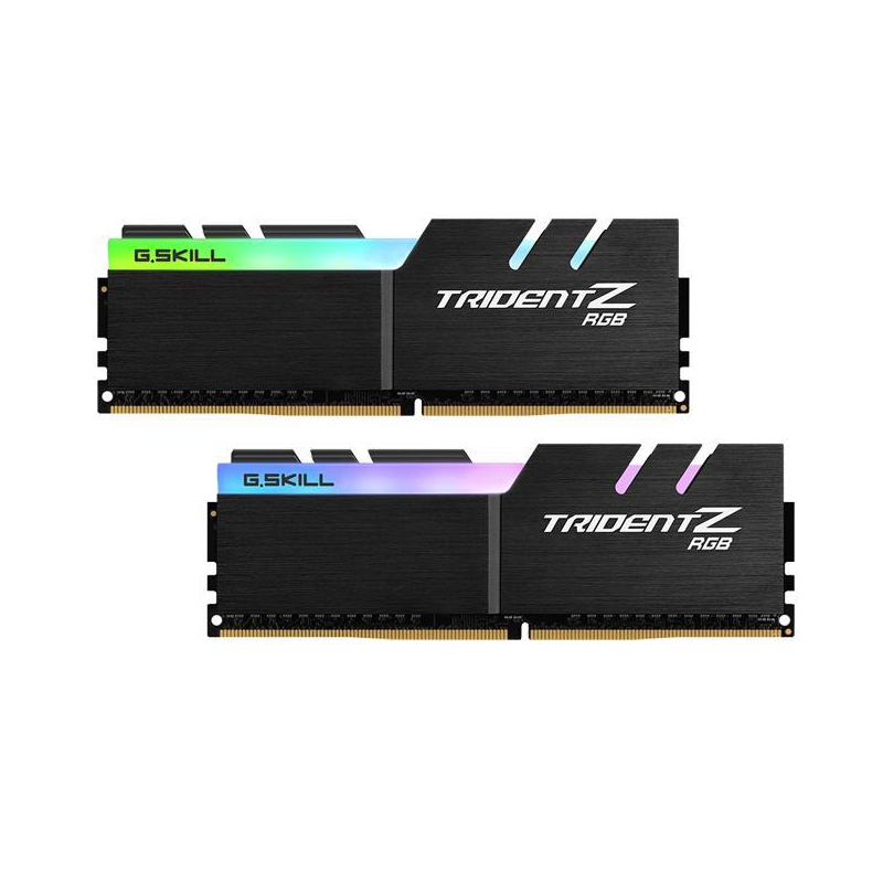 G.Skill 32GB (2X 16G) PC4-29800 DDR4 3733 MHZ TZ RGB