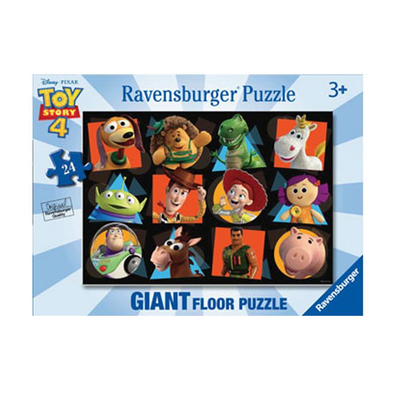 Ravensburger Disney Toy Story 4 Giant Puzzle 24pcs