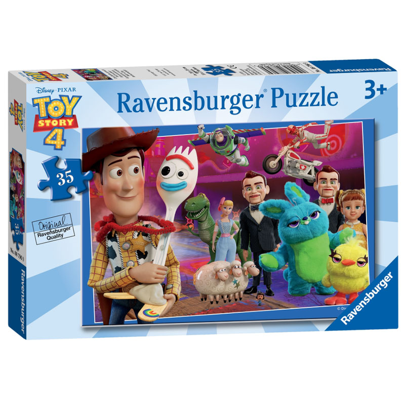 Ravensburger Disney Toy Story 4 Puzzle 35pcs