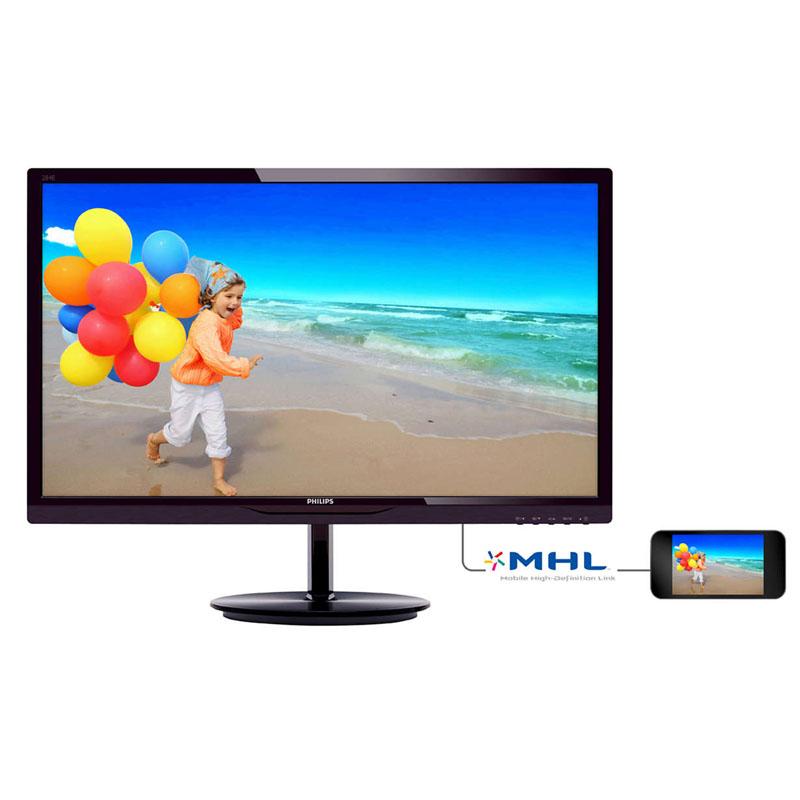 Philips 28in FHD LED MVA Monitor (284E5QHAD)